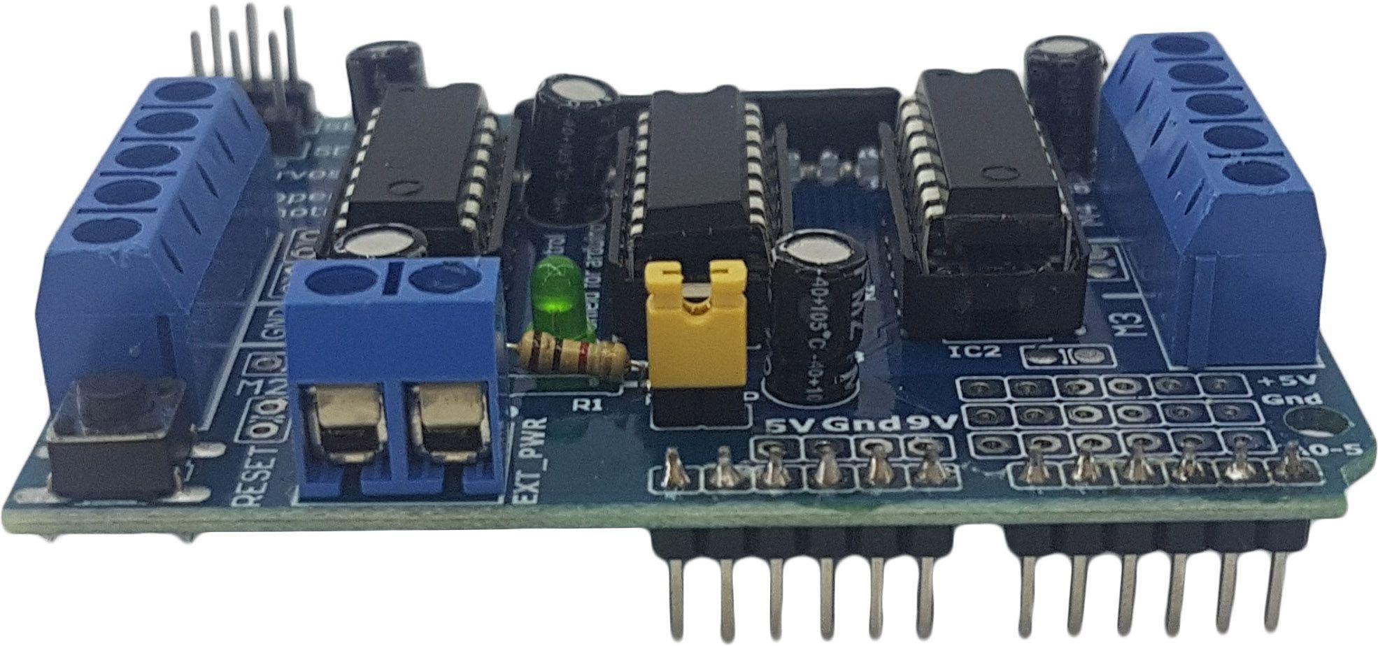 Driver motor L293D
