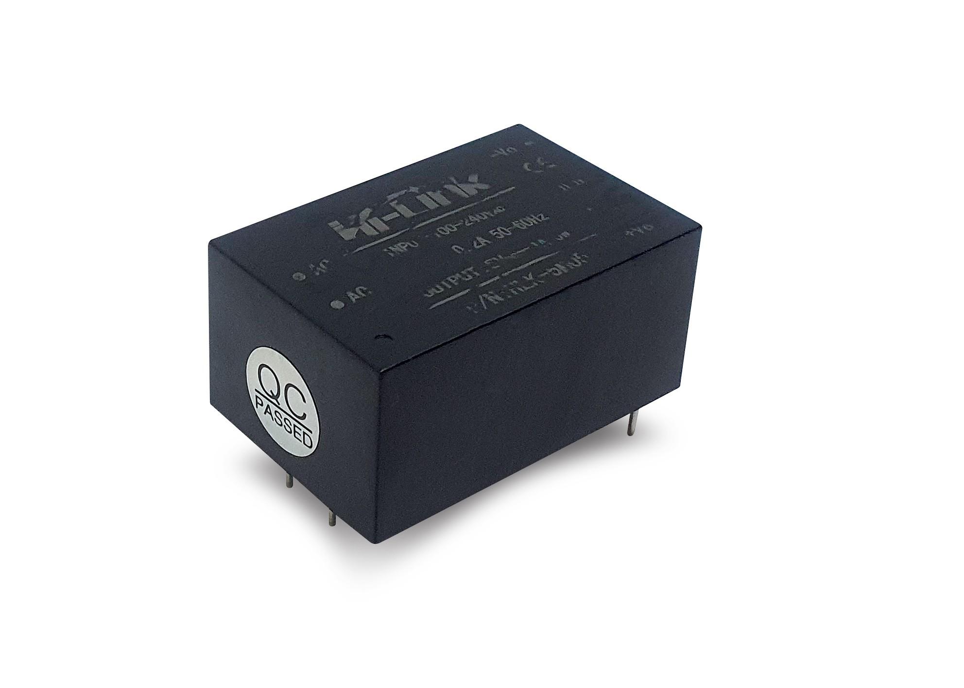 Mini fonte Hi-Link 5V 5 W