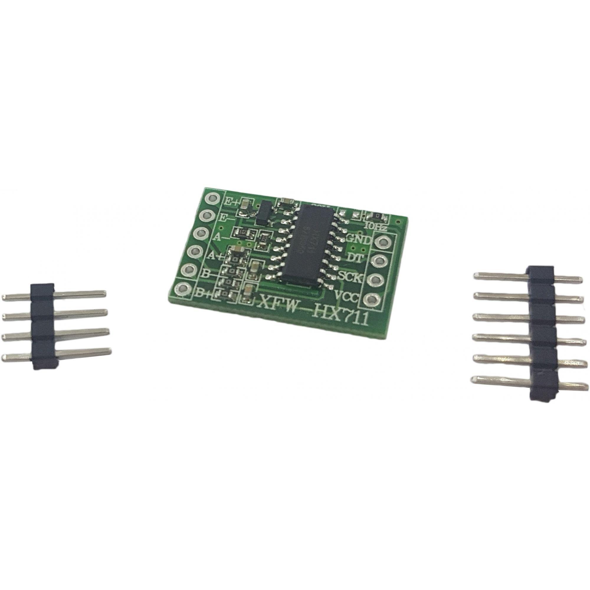 módulo hx711 para célula carga