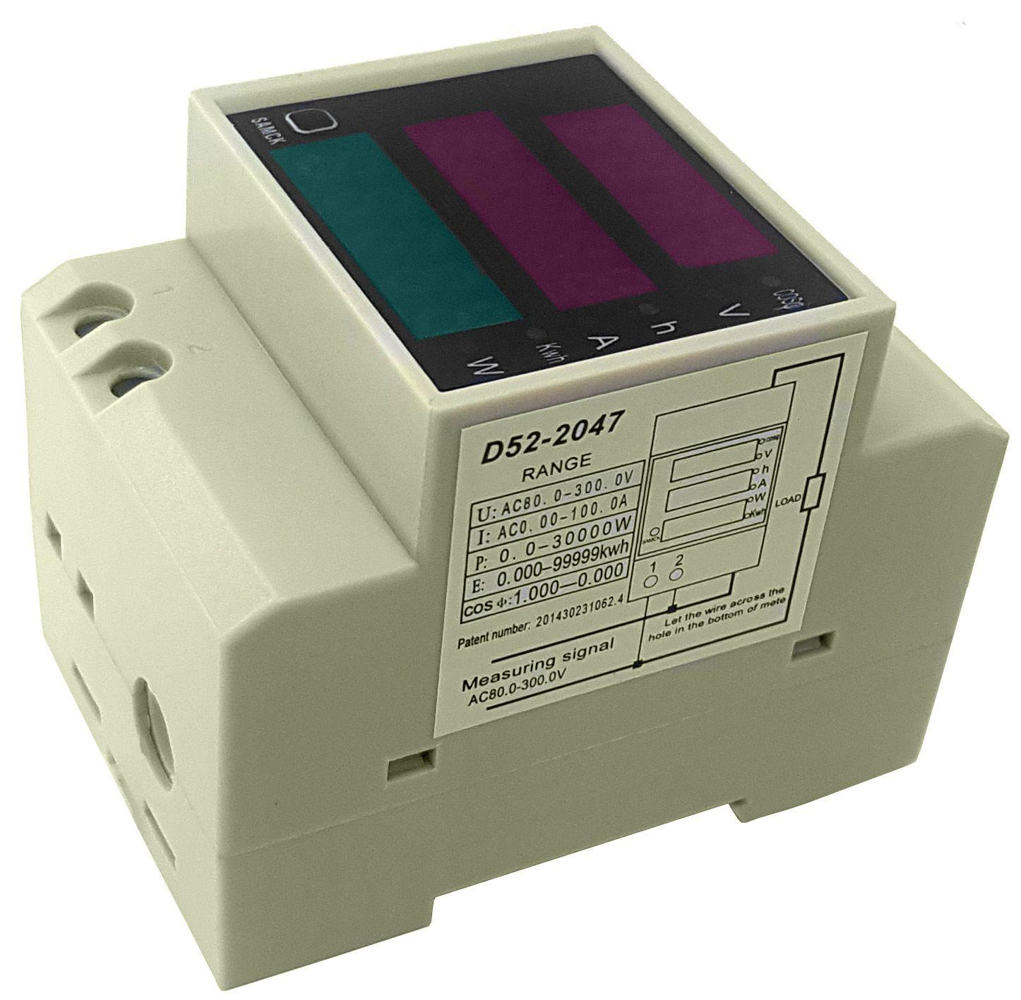 Multi-medidor D52-2047
