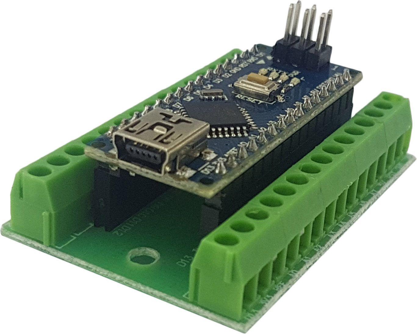 Placa Borne Arduino nano