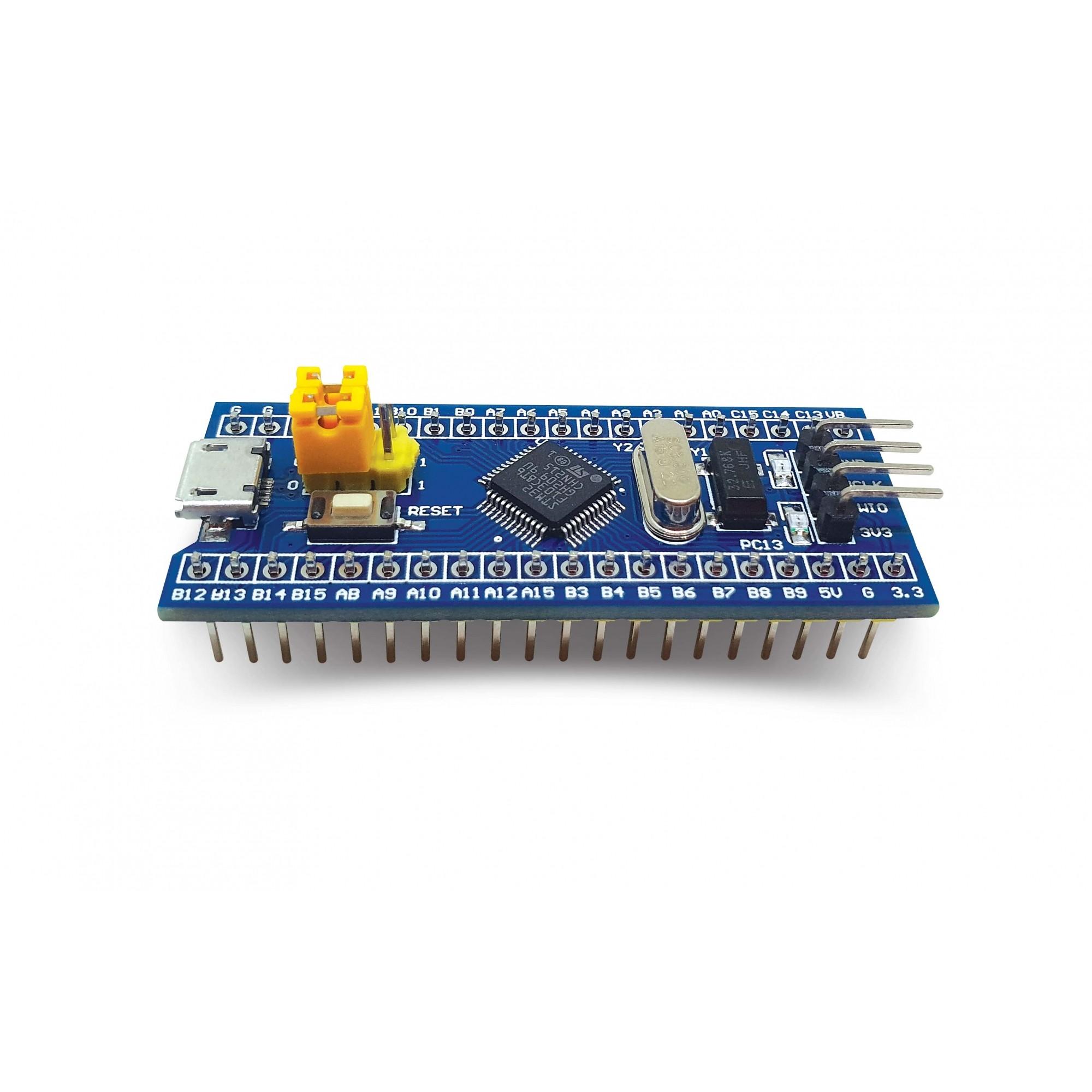 Placa de desenvolvimento ARM STM32 STM32F103C8T6
