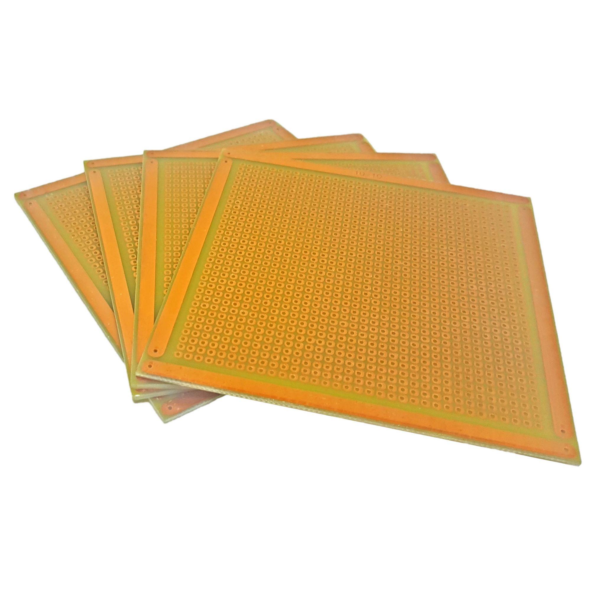Placa Fenolite Perfurada