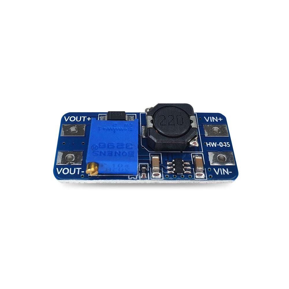 Regulador Boost Step UP MT3608