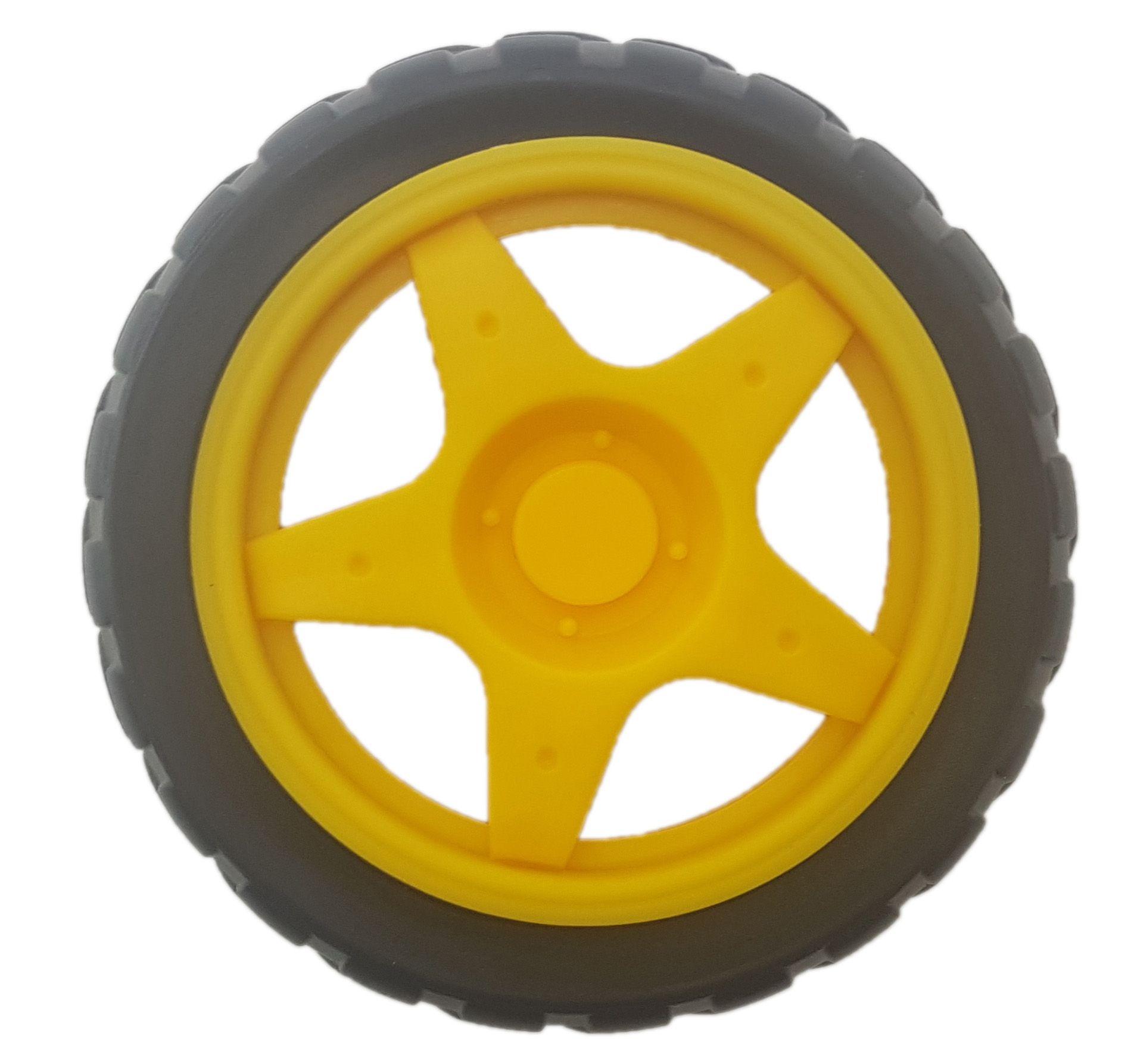 Roda 68 mm