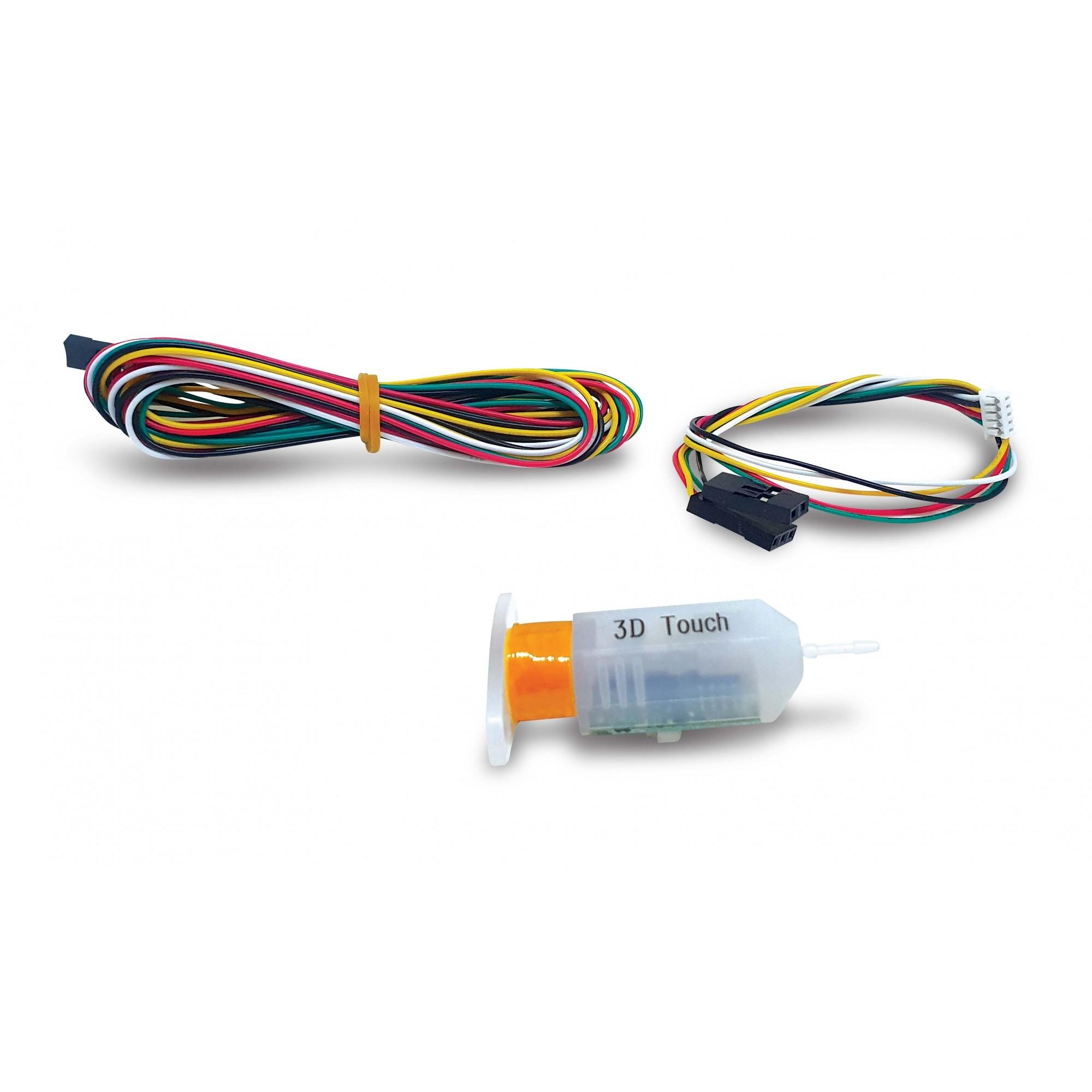 sensor auto nivelamento impressora 3d