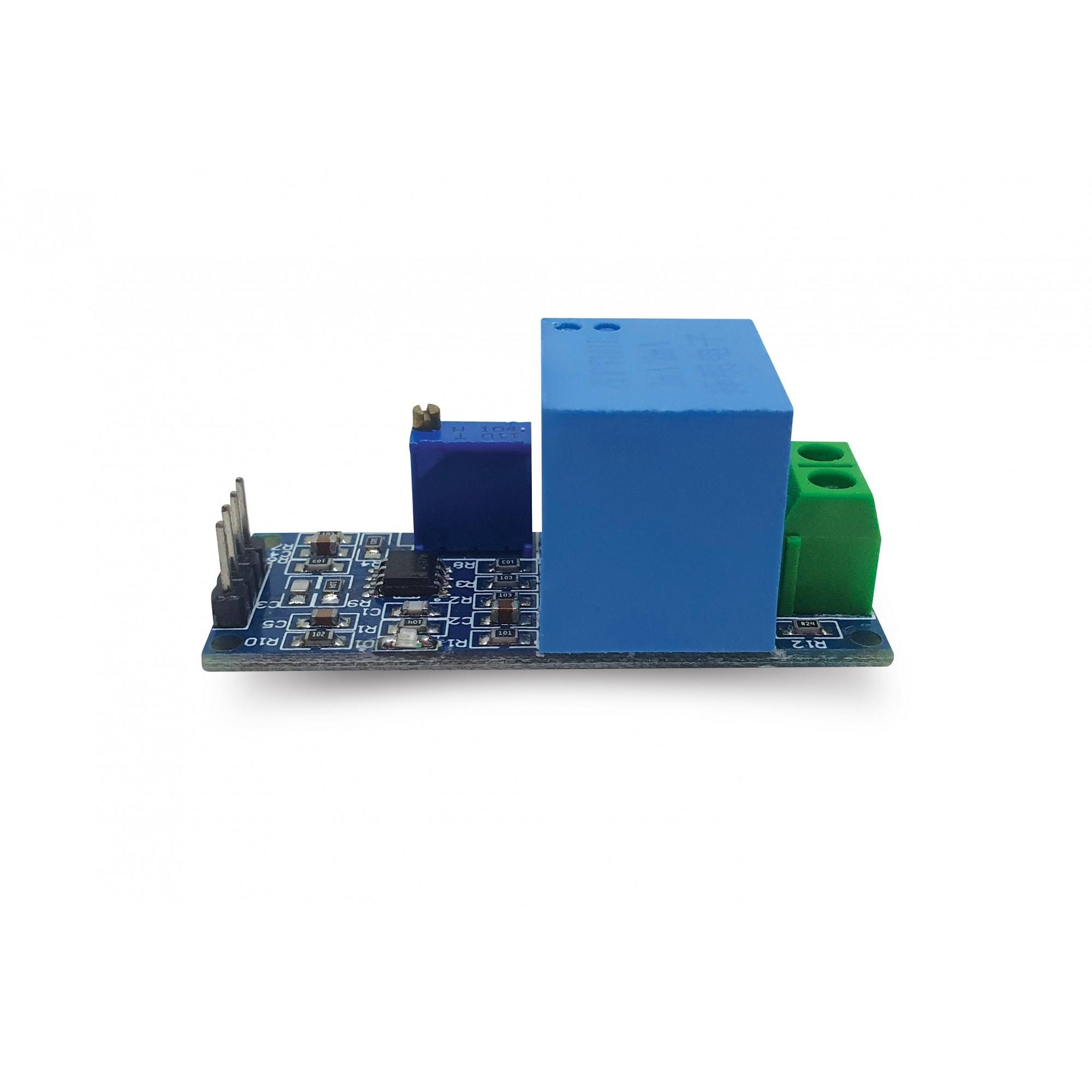 Sensor de tensão ZMPT101B, 0 a 250 V Para arduino