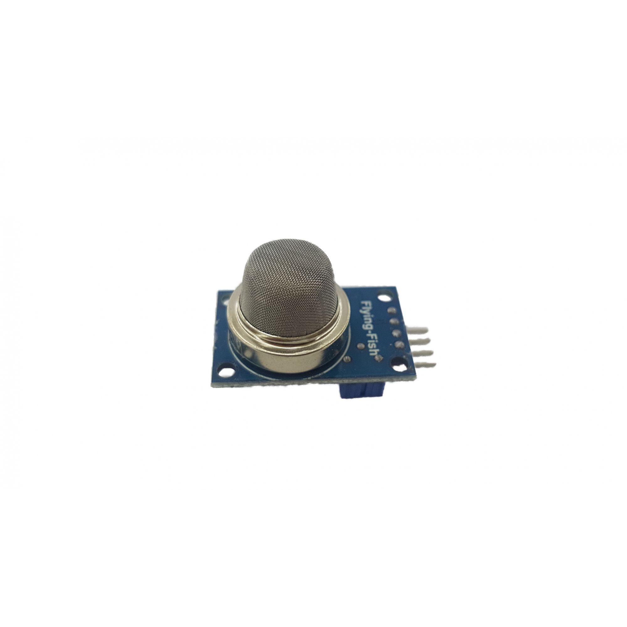 Sensor de Gás MQ-2 Gás Inflamável e Fumaça