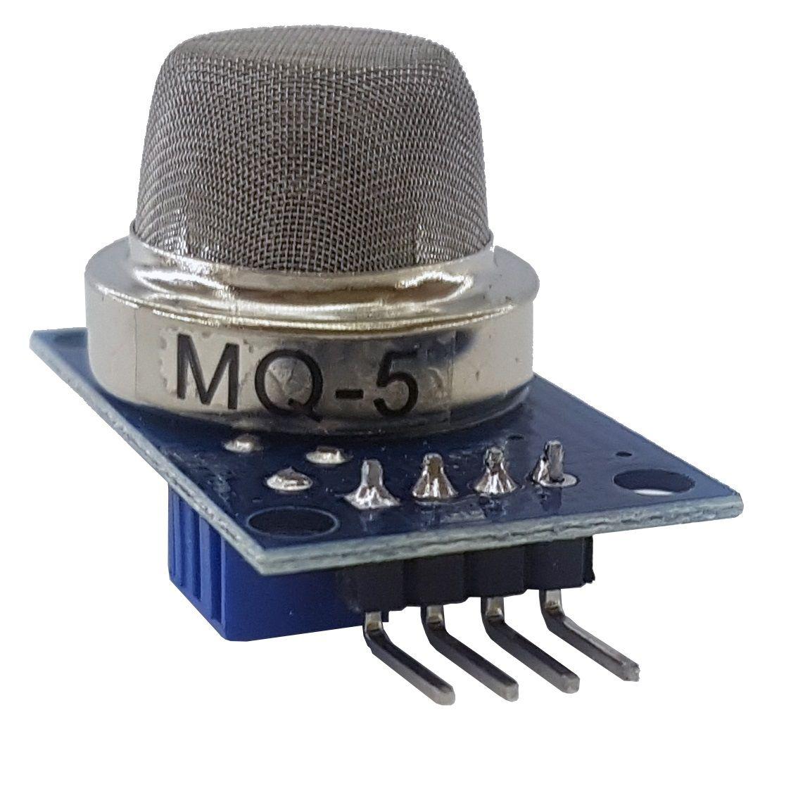 Sensor gás MQ5 Gás Natural e GLP