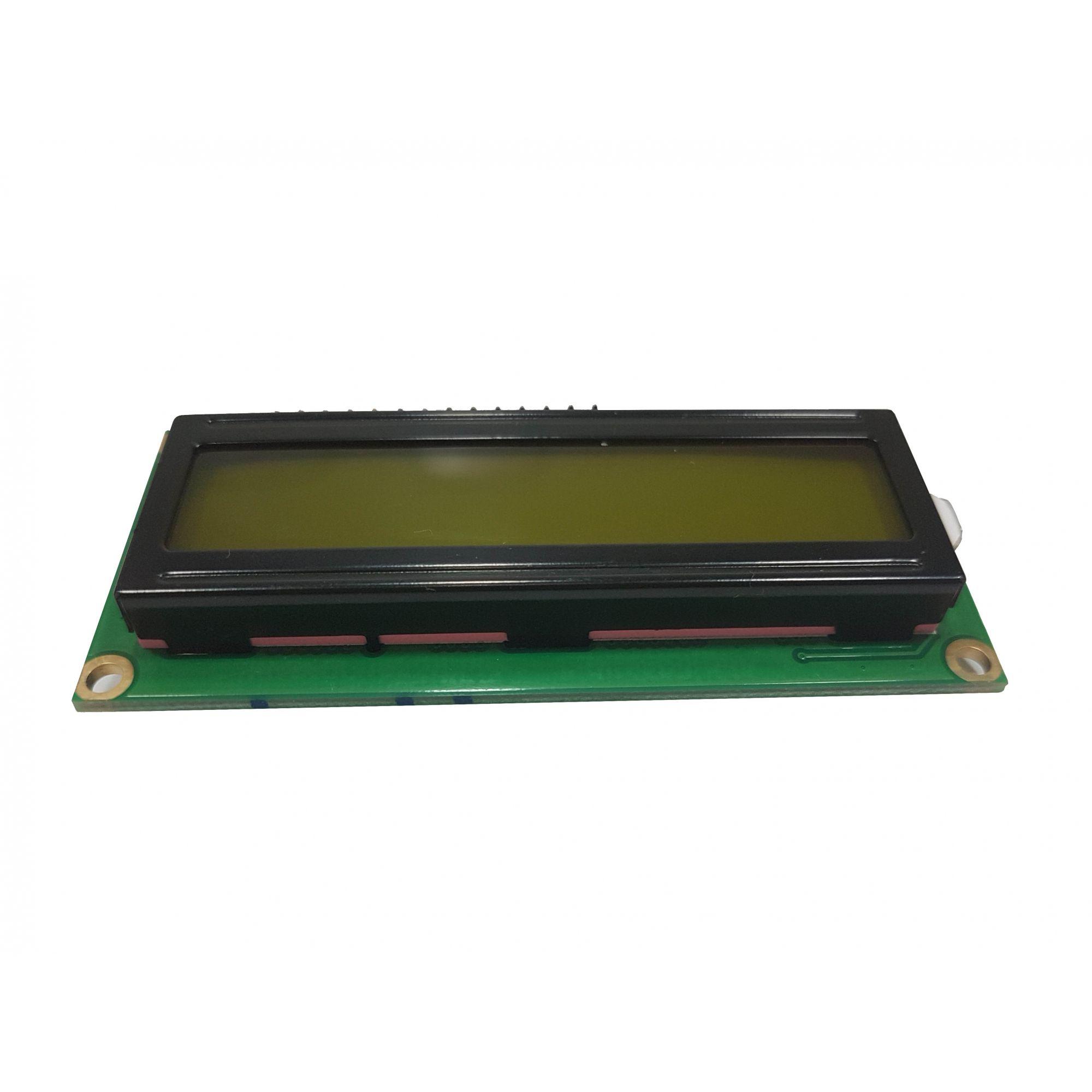 Tela LCD 16 x 2