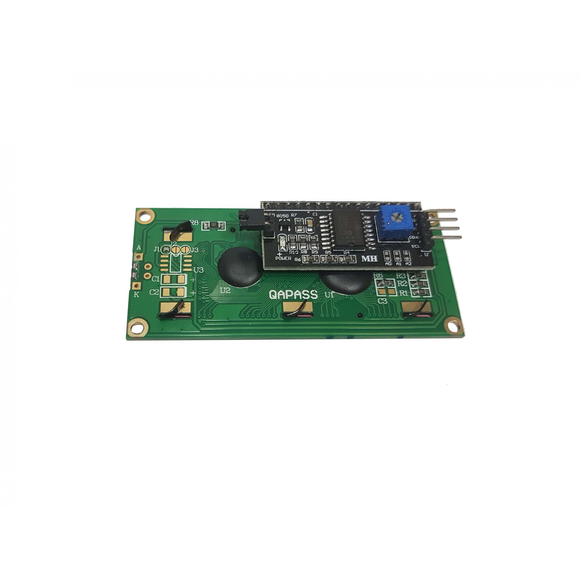 Tela Lcd 16x02 com I2C