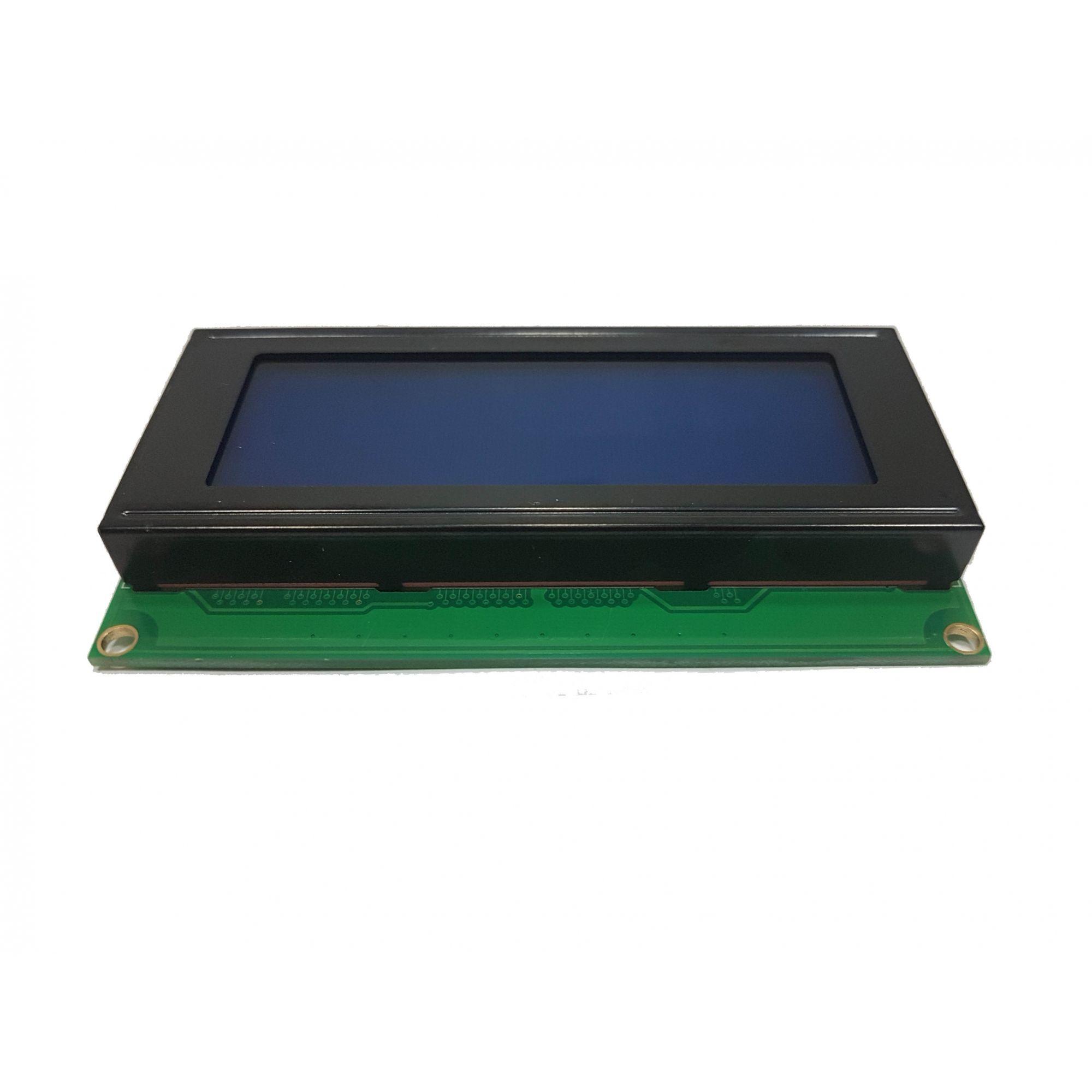 Tela LCD 20 x 4