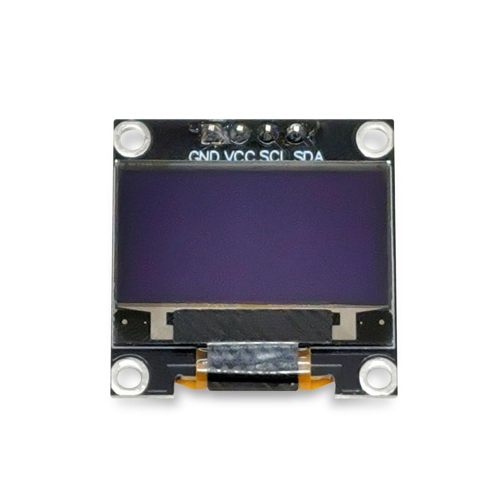 Tela Display Oled 0.96 128x64 I2C Branco