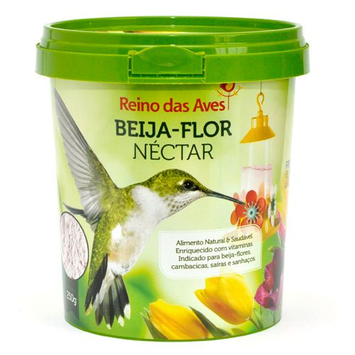 Beija Flor Nectar - 250g - Reino das Aves