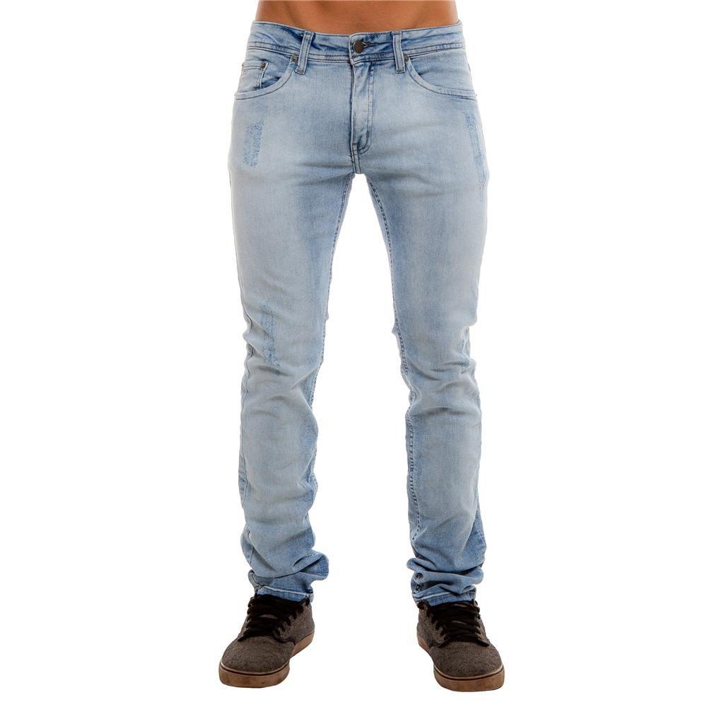Calça Jeans Desbotada