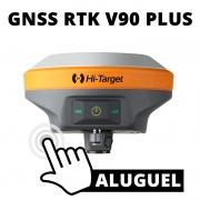 ALUGUEL DE GNSS RTK V90 PLUS
