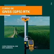 CURSO DE GNSS (GPS) RTK - PRESENCIAL