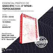 Treinamento Prático de GNSS RTK para o Geo Presencial