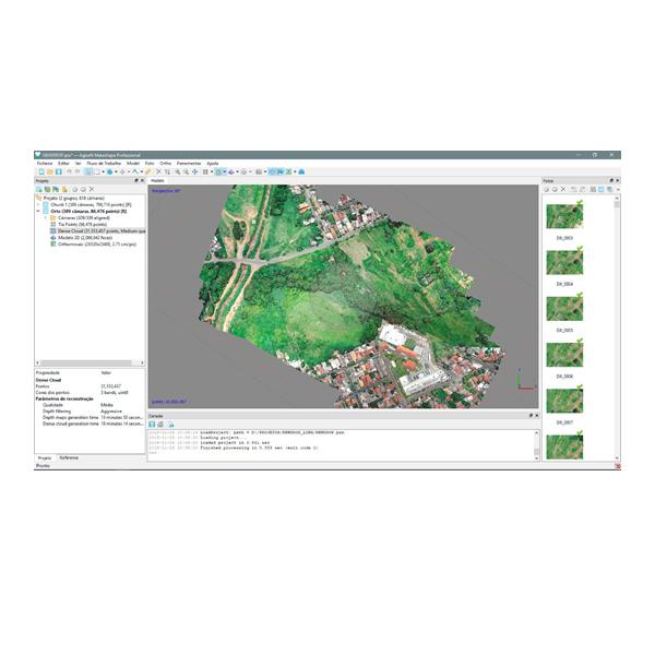 Agisoft Metashape Pro 2020 - Licença Fixa