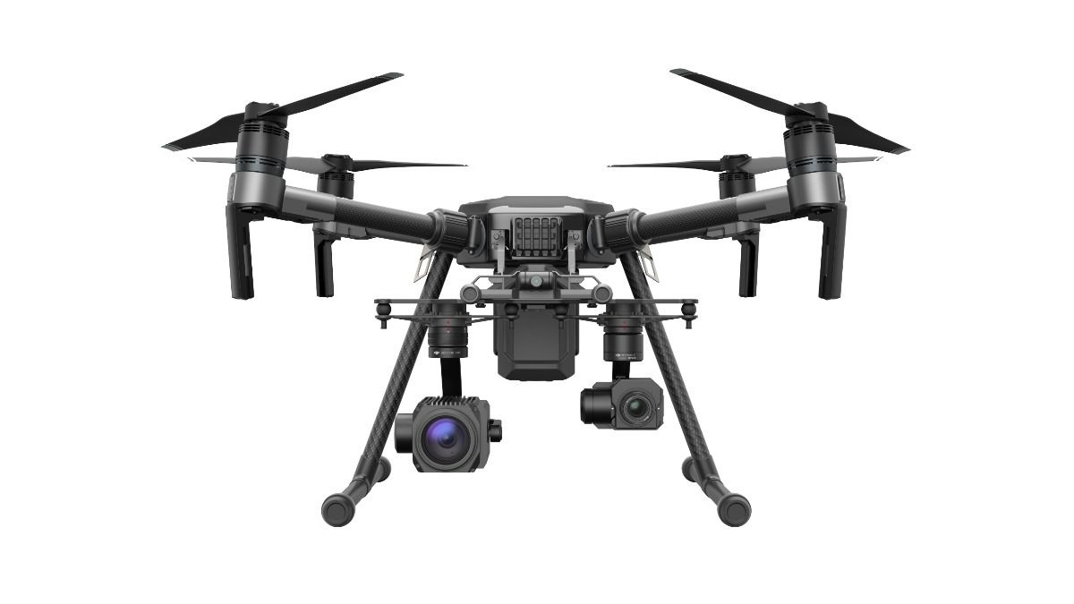 DRONE DJI MATRICE 210 PROFISSIONAL