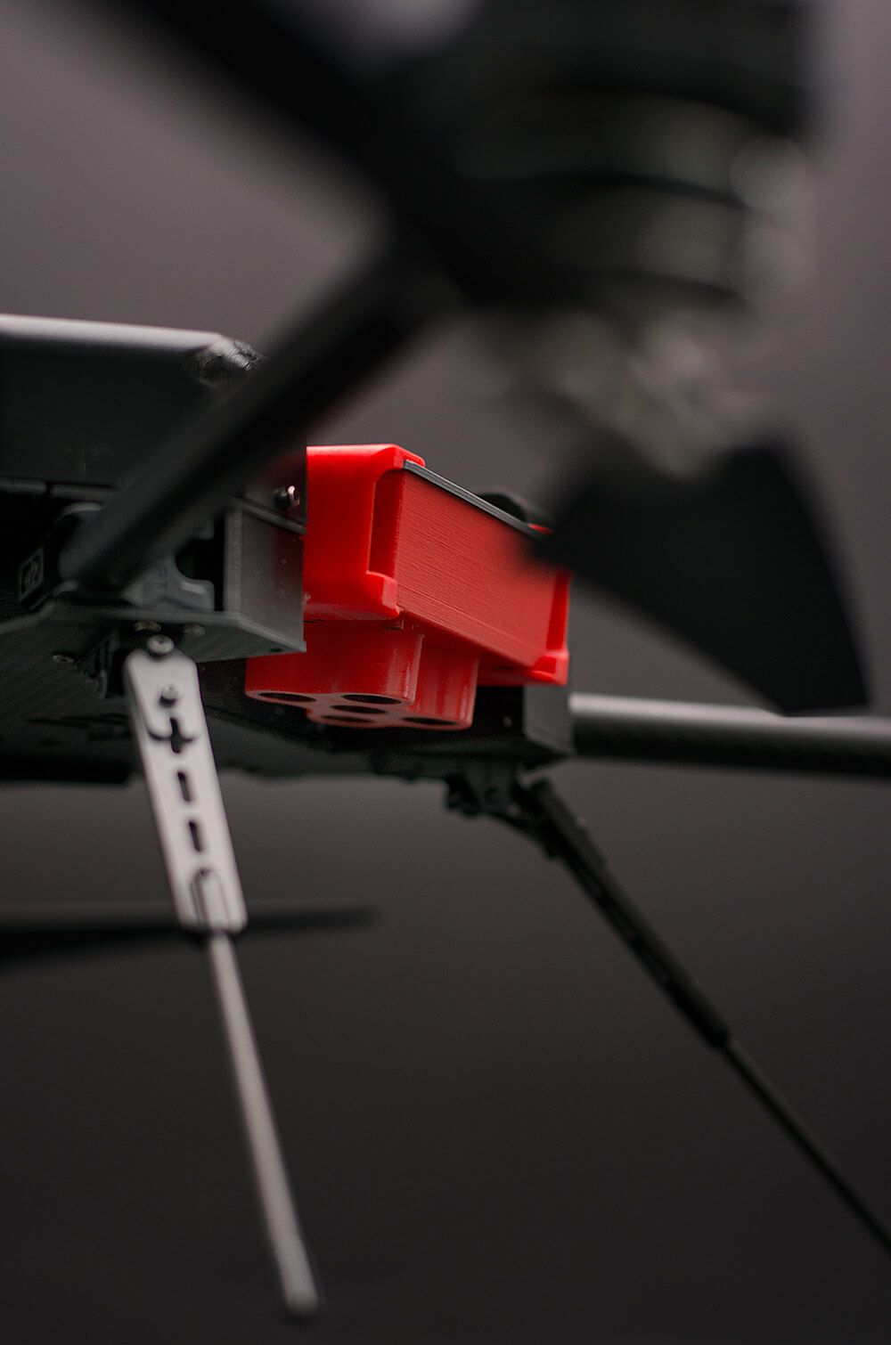 DRONE SPECTRAL NUVEM UAV + CÂMERA RGB 24MP