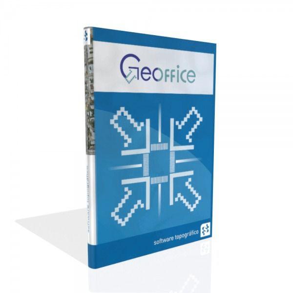 GEOOFFICE V2 ESTRADAS + GEORREFERENCIAMENTO