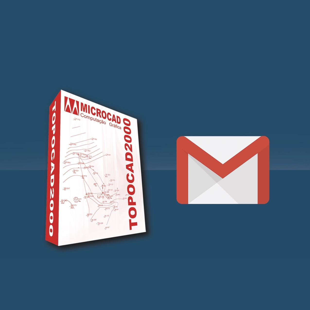 TOPOCAD2000 V15 - grátis V16 - Envio por E-mail
