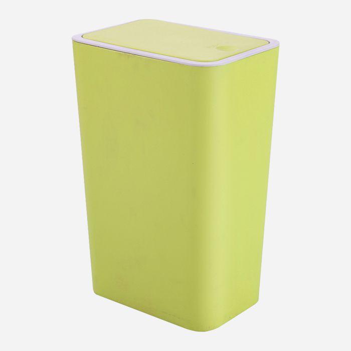 Lixeira Colorida para o quarto da criança - Cor Verde