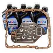 Kit Troca de Óleo cambio automático Omega e Bmw 4L30E - 9 litros de Oleo