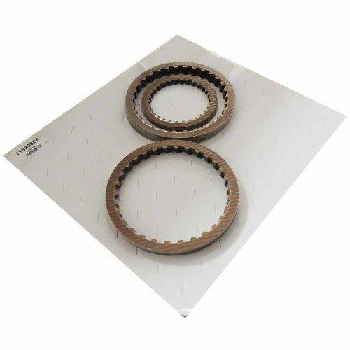 Jogo de Discos de Composite do Câmbio Automático- Modelo - 6hp26 - Bmw -  X5, X6.  - Alltrans - Transmissão Automática