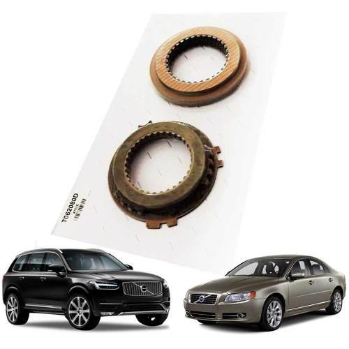 Jogo de Discos de Composite do Câmbio Automático Modelo - 4T65 - Volvo S80, Xc90  2.9  - Alltrans - Transmissão Automática