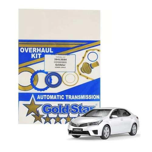 Jogo de Juntas Goldstar do Câmbio Automático U340E/U341E  Toyota Corolla 1.8  - Alltrans - Transmissão Automática