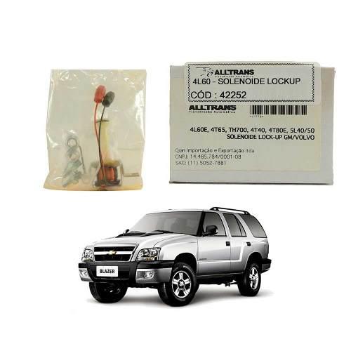 Solenoide Lockup Câmbio Automático 4l60 - Blazer  - Alltrans - Transmissão Automática