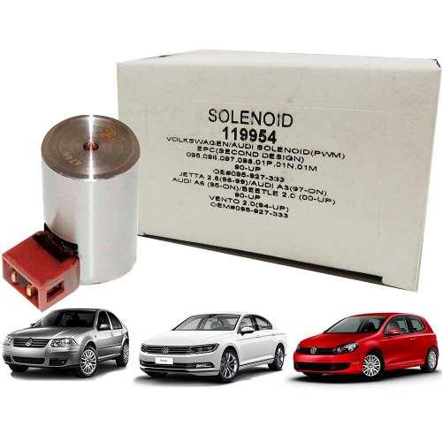 Solenoide de Pressão Volks e Audi Câmbio Automático 01m Golf, Passat, Bora e A3  - Alltrans - Transmissão Automática