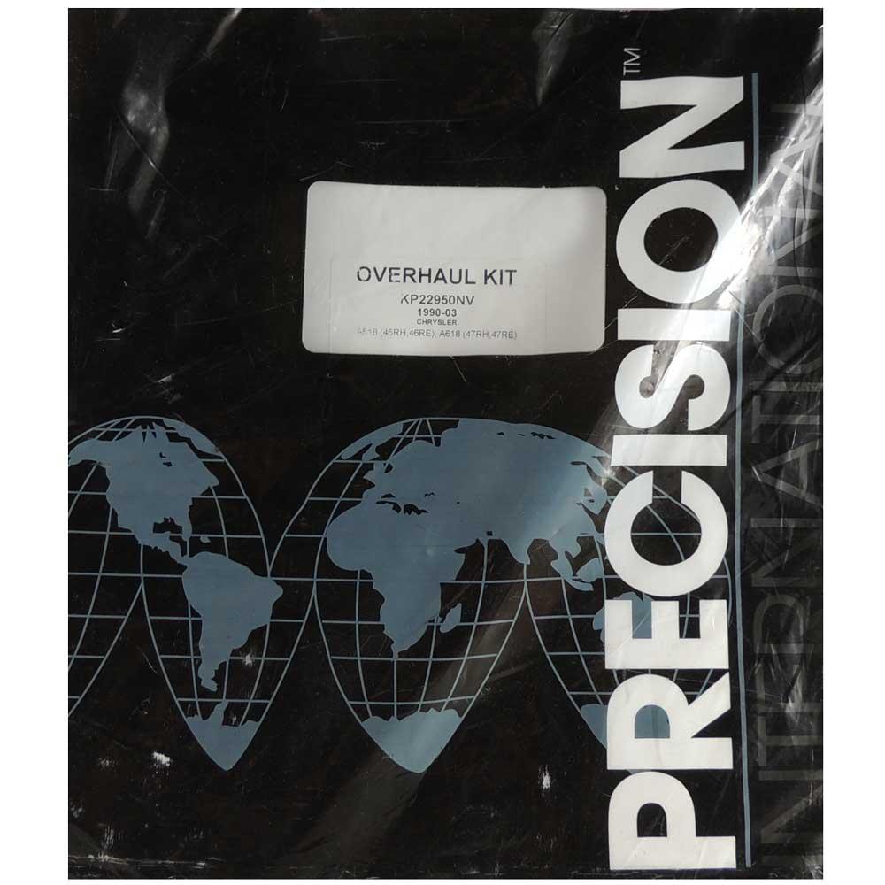 Banner Kit Precision do câmbio A518 (46RH, A618) Cherokee, Dakota, 1990-2002  - Alltrans - Transmissão Automática