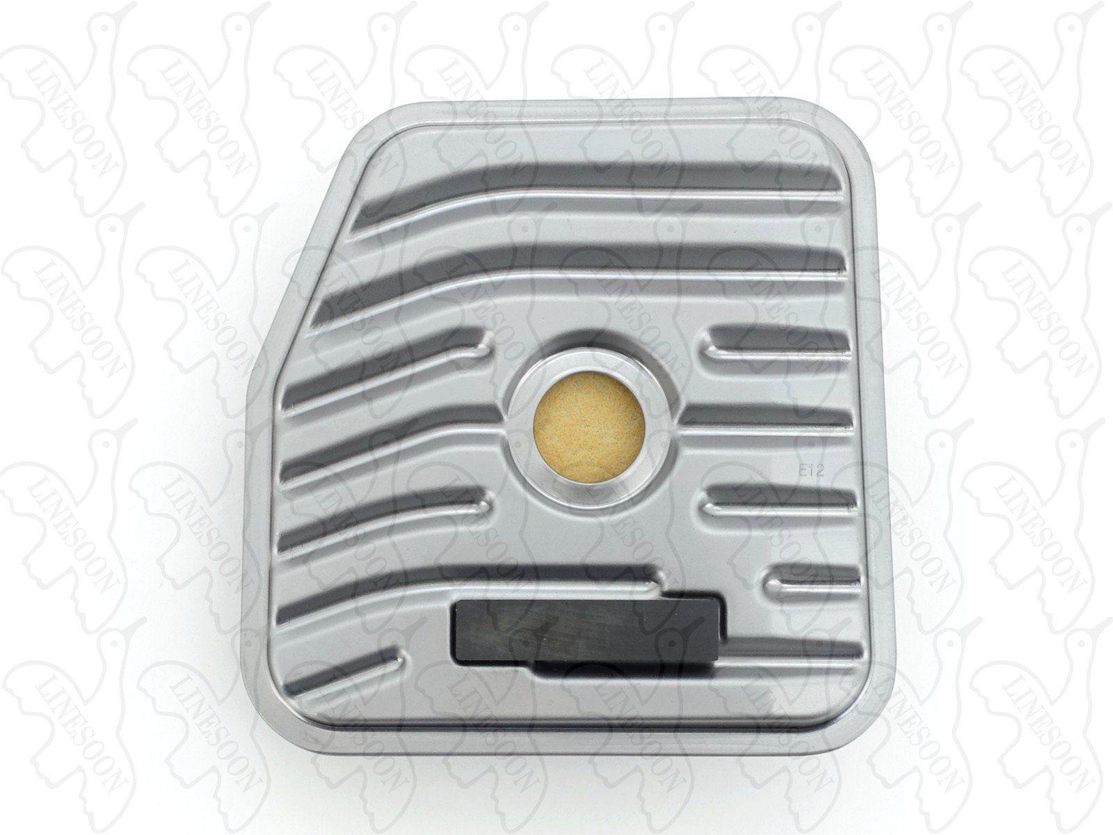 Filtro de Óleo Câmbio Automático  Dct 470 EVOLUTION, RALLY ART, OUTLANDER  - Alltrans - Transmissão Automática