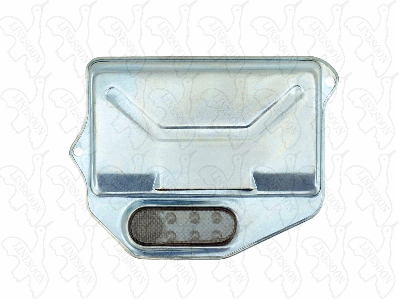Filtro de Óleo Câmbio Automático Sem Ressalto 722.0, MERCEDES  - Alltrans - Transmissão Automática