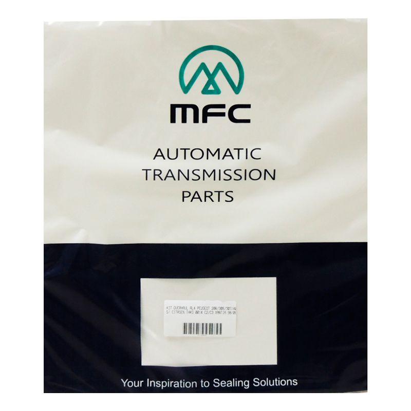 Jogo de Junta Câmbio Automático Al4, Peugeot, Renault, Citroen  - Alltrans - Transmissão Automática
