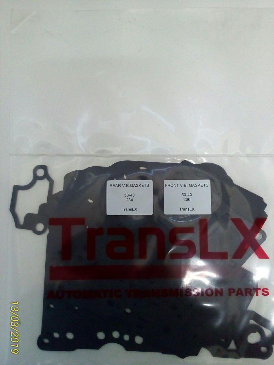 Kit de Banner com Filtro do Cambio Automático AW 50-40  - Alltrans - Transmissão Automática