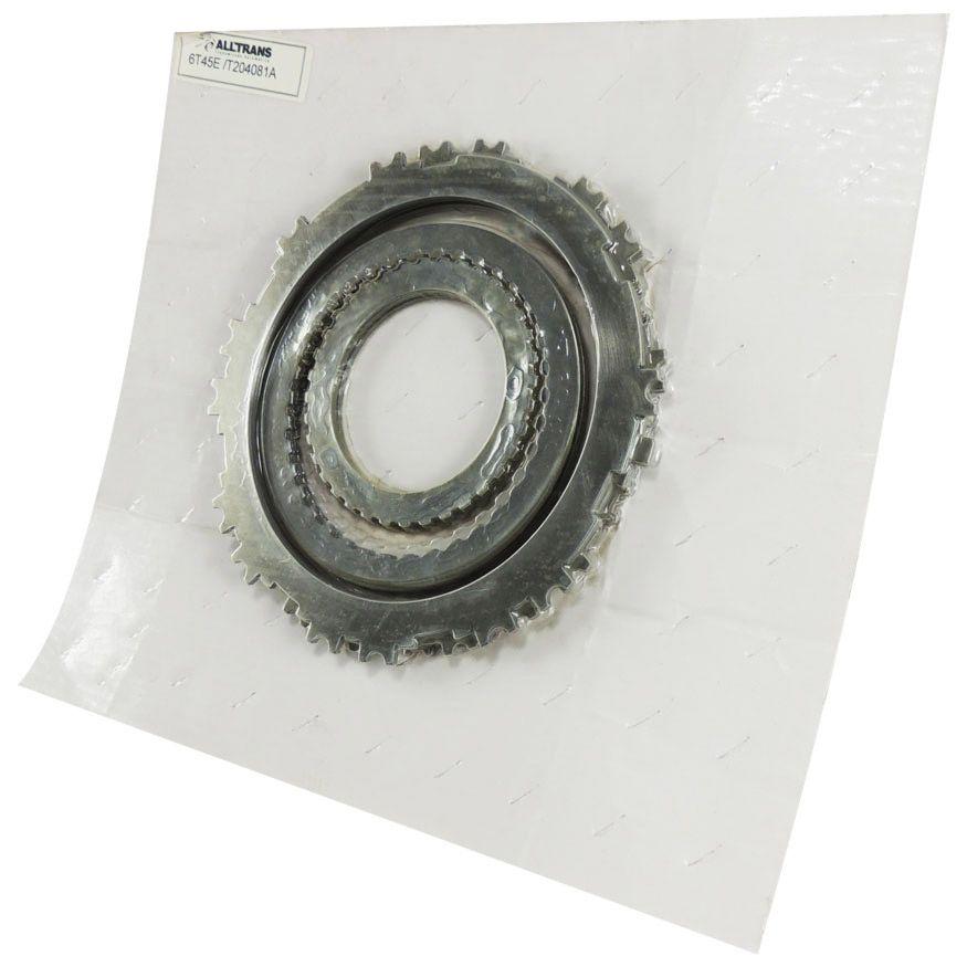 Kit Discos de Aço, Câmbio Automático 6t40, 6t45 - Gm Captiva  - Alltrans - Transmissão Automática