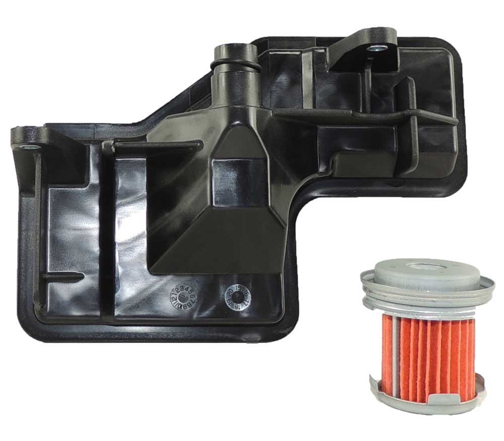 Kit Filtro De Oleo - Câmbio Swra, M4va Honda Fit Cvt  - Alltrans - Transmissão Automática