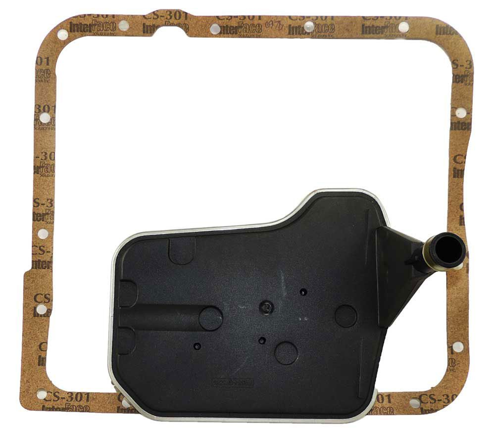 Kit Filtro E Junta De Câmbio Aut. 4l60 - Blazer - Sem Ressalto (Ferro) + Cortiça  - Alltrans - Transmissão Automática