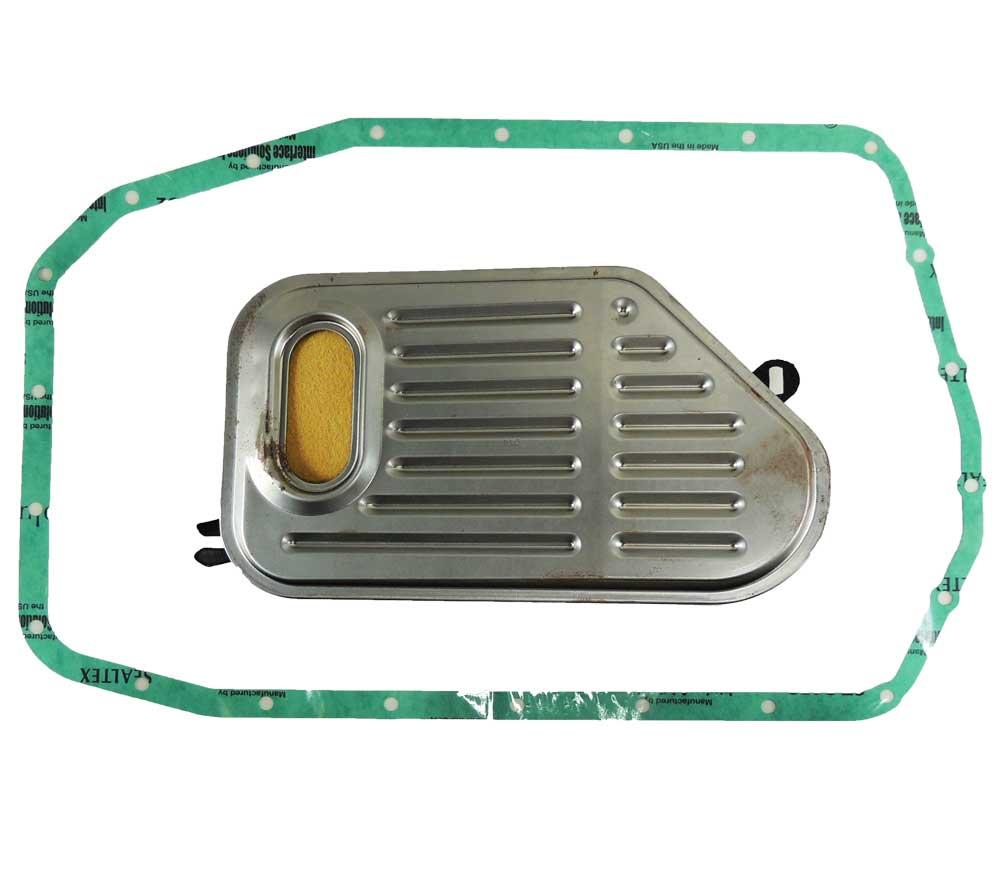 Kit Filtro, Junta Carter, do Cambio Automático 5hp19, Audi, Volks  - Alltrans - Transmissão Automática