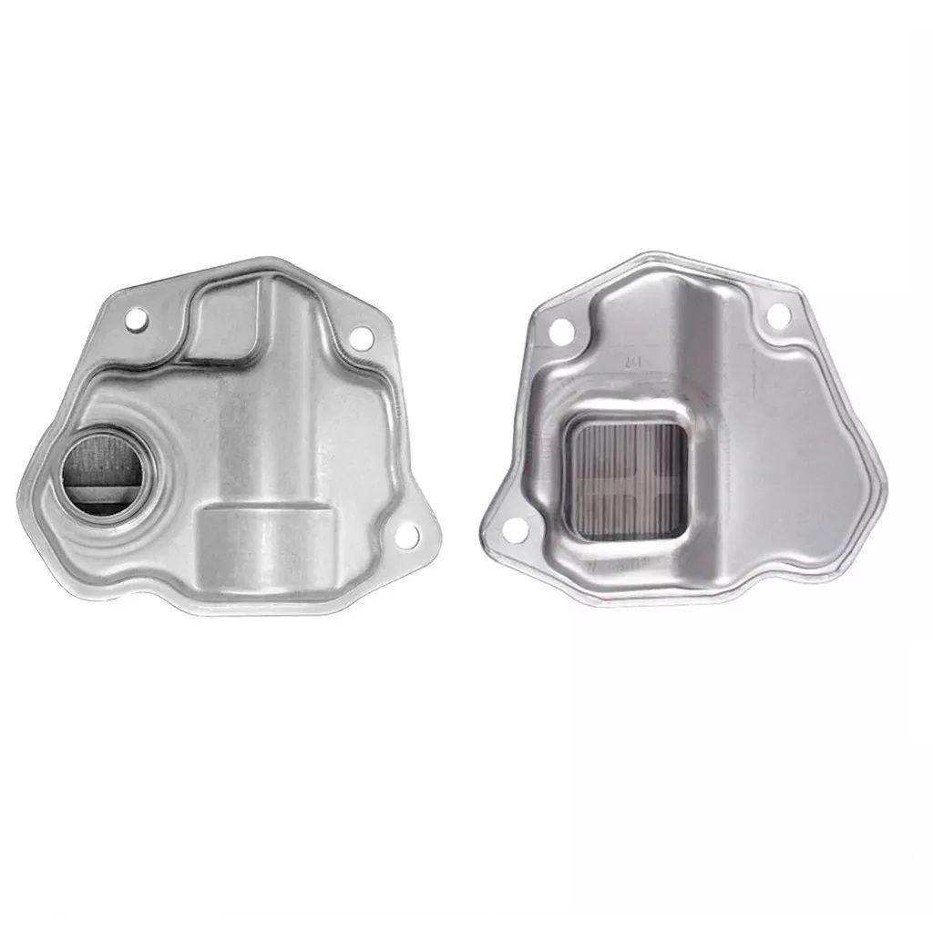 Kit Filtros Ferro E Cartucho Nissan Sentra, Câmbio Jf011  - Alltrans - Transmissão Automática