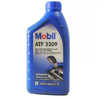 Kit troca de Óleo Mobil Atf3309 - 8 Litros  - Alltrans - Transmissão Automática