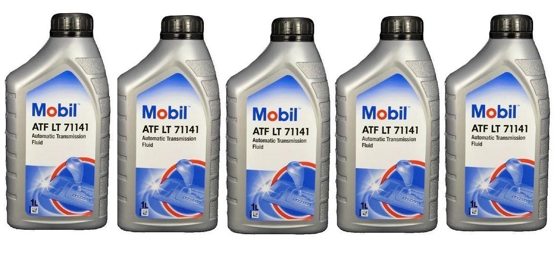 Oleo Mobil ATF LT 71141 Para Troca do Cambio Automático .  - Alltrans - Transmissão Automática