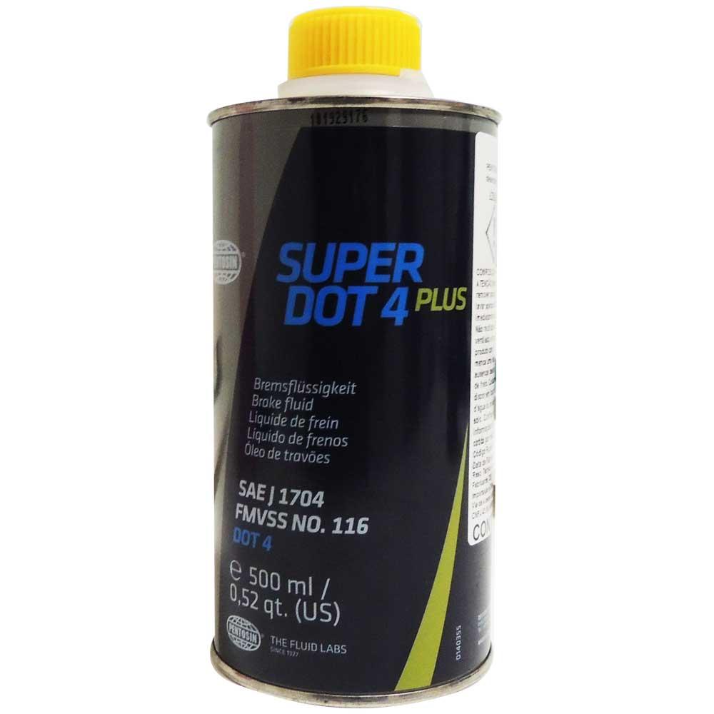 Fluido de Freio - Pentosin -Super Dot 4 Plus 500 ML  - Alltrans - Transmissão Automática