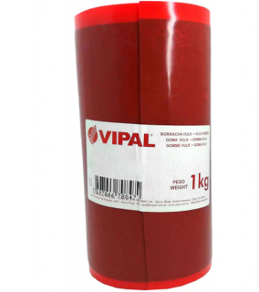 Borracha Vipal Vulk 160 1,0 mm