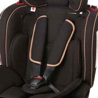 Cadeira para Automóvel Galzerano Ravi PretoCaramelo