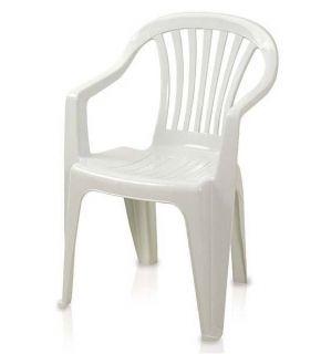 Cadeira Plástica Antares Branca